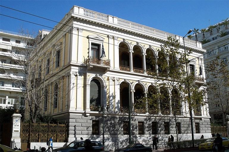 Μέγαρο Σλίμαν («Ιλίου Μέλαθρον», 1878-1880